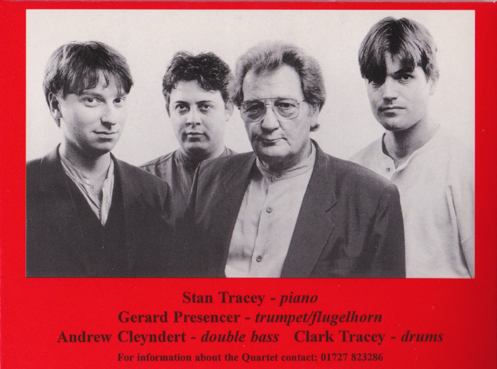 Stan Tracey personel